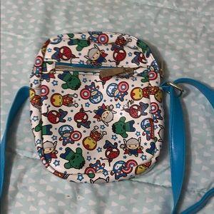 disney marvel crossbody bag